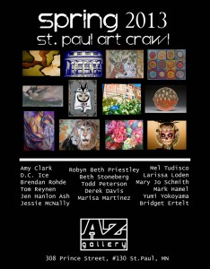 St. Paul Art Crawl AZ Gallery