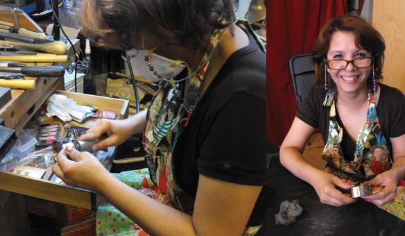 CLASSES- Individual Instruction in metal smithing